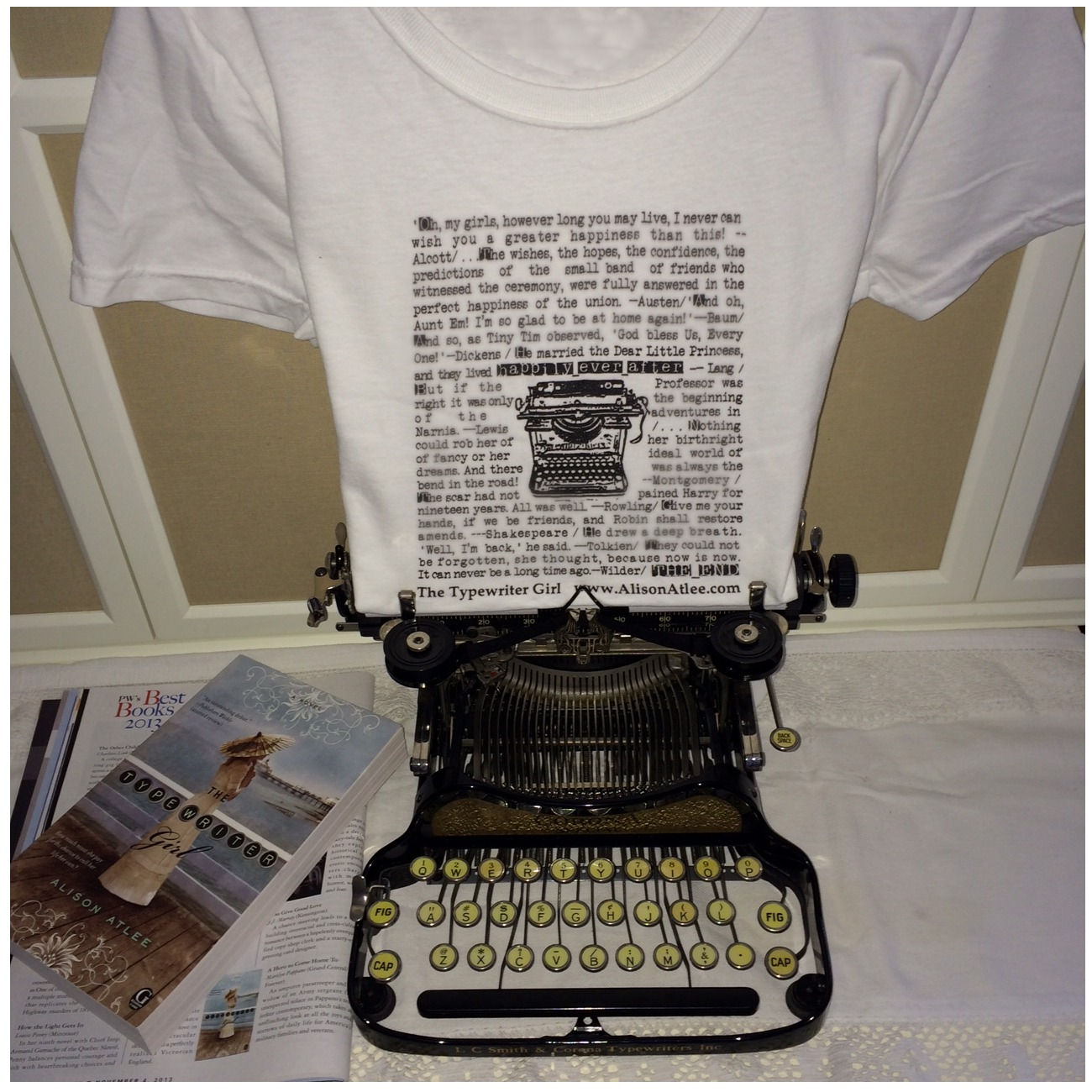 HEA PW Tshirt
