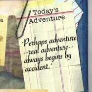 Today's Unforgettable Adventure: THE ASHFORD AFFAIR, by Lauren Willig