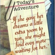 Today's Unforgettable Adventure: The Typewriter Girl by Alison Atlee